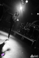 Raised Fist - Bochum - Matrix (07.02.2015)