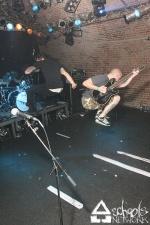 Raised Fist - Bochum - Matrix (16.10.2009)
