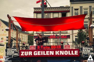 Reeperbahn Festival - Hamburg - Reeperbahn (23.09.2015)