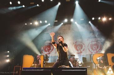 Rise Against - Stuttgart – Schleyerhalle (12.10.2015)