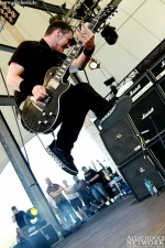 Volbeat - Gelsenkirchen - Amphitheater (11.05.2008)