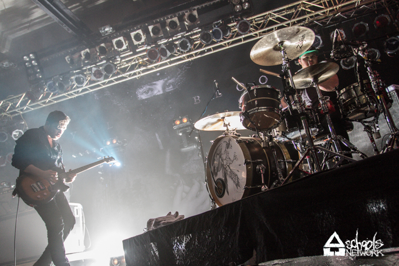 Photo zu 10.01.15: Royal Blood - Live Music Hall - Köln