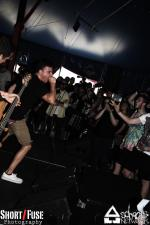 Run With The Hunted - Karlsruhe - New Noise Festival (07.07.12)