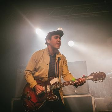 SAM FENDER - Köln - Live Music Hall (09.11.2019)