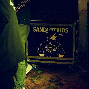 SANDLOTKIDS - Köln - Privat (13.02.2018)