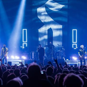 SHINEDOWN - Hamburg - Sporthalle (19.11.2019)