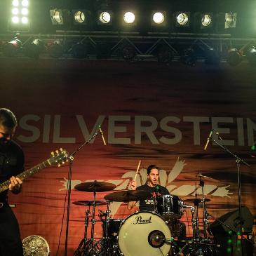SILVERSTEIN - Köln - Live Music Hall (20.10.2018)