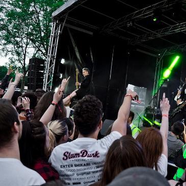 SLAM DUNK FESTIVAL - Birmingham (27.05.2017)