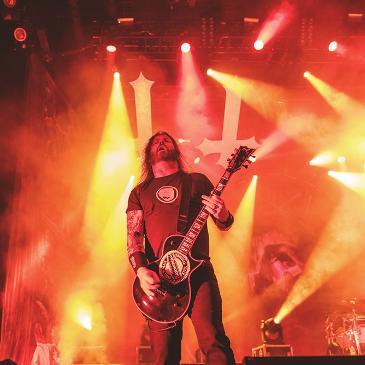 SLAYER - REPENTLESS WORLD TOUR - LUDWIGSBURG - MHP ARENA (14.11.2015)