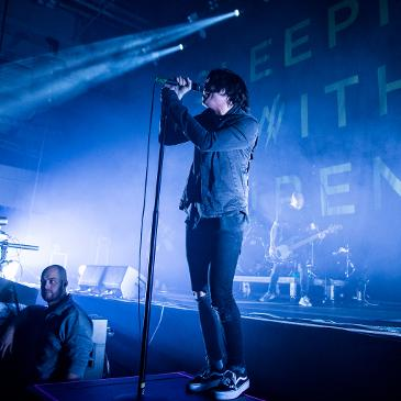 SLEEPING WITH SIRENS - Hamburg - Sporthalle (18.11.2017)