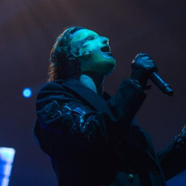 SLIPKNOT - Hamburg - Barclaycard Arena (16.02.2020)