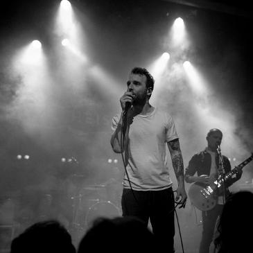 SMILE AND BURN - Hamburg - Mojo (13.12.2017)
