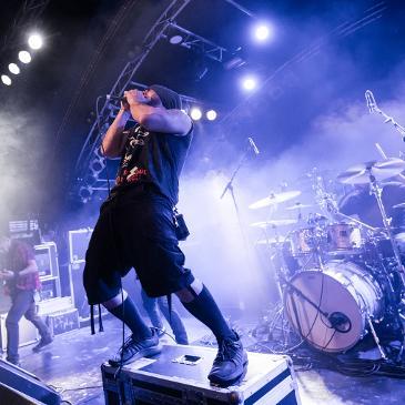 SONS OF TEXAS - Hamburg - Markthalle (19.09.2017)