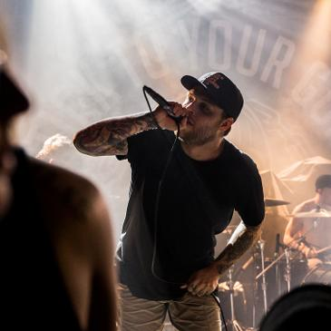 STICK TO YOUR GUNS - Hamburg - Markthalle (20.10.2016)