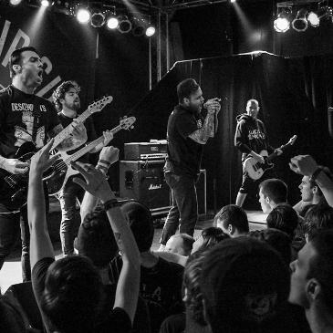 STICK TO YOUR GUNS - Hannover - Musikzentrum (04.02.2016)