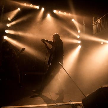 SUICIDE SILENCE - Hamburg - Gruenspan (06.06.2017)