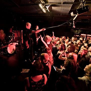 SWMRS - Berlin - Musik und Frieden (05.04.2017)