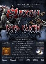 Saxon - Köln - Live Music Hall (26.02.2009)