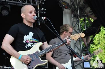 Schrottgrenze - Müssen Alle Mit Festival - Stade - Bürgerpark (11.07.2015)