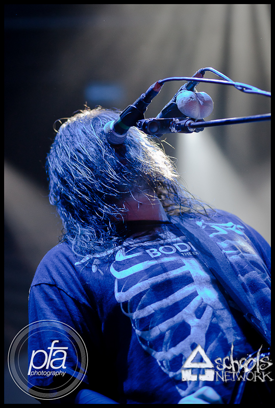 Photo zu 25.06.2014: Seether - Hannover, Musikzentrum