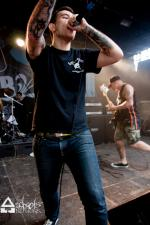 Shai Hulud - Trier - Never say die open air (#2)(12.06.2011)