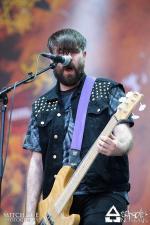 Skindred - Greenfield Festival - Interlaken (16.06.2012)