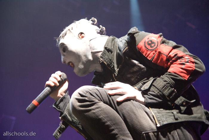 Photo zu 26.11.2008: Slipknot, Machine Head, Children Of Bodom - Stuttgart - Schleyerhalle