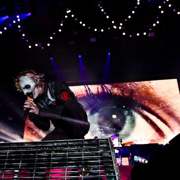 Slipknot - Leipzig - Messe (28.01.2016)