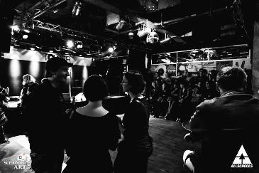 Spaceman Spiff (Support: Marcel Gein) - Bremen - Tower Musikclub (03.09.2015)