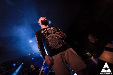 Stick To Your Guns - Deez Nutz - Trash Talk - Being As An Ocean - Karlsruhe -Substage (21.05.2015)