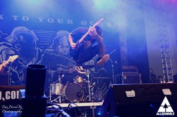 Stick To Your Guns - Impericon Festival - Leipzig - Agra (02.05.2015)