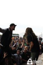 Strike Anywhere - Ieper Fest - (13.08.2011)