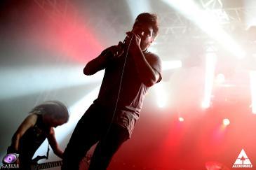 Suicide Silence - Impericon Festival - Oberhausen - Turbinenhalle (25.04.2015)