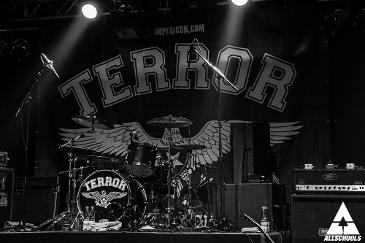 TERROR - Hannover - Faust (29.06.2015)