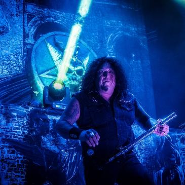 TESTAMENT - LUDWIGSBURG - MHP ARENA (18.11.2016)
