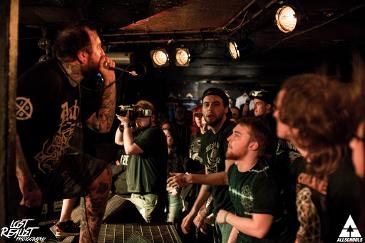 THE ACACIA STRAIN - Hamburg - Logo (22.10.2015)