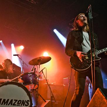 THE AMAZONS - Berlin - Columbia Theater (21.03.2017)