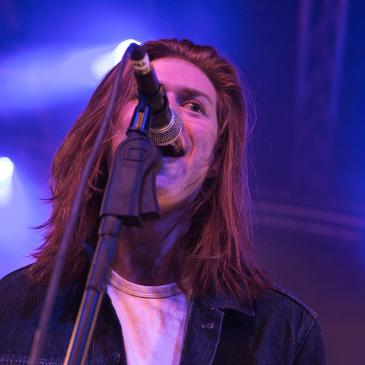 THE AMAZONS - Hamburg - Markthalle (26.03.2017)