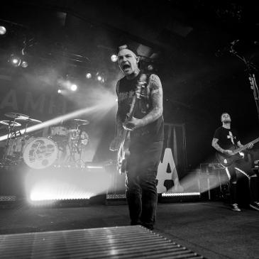 THE AMITY AFFLICTION - Berlin - Astra Kulturhaus (15.12.2016)
