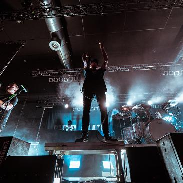 THE AMITY AFFLICTION - Berlin - Huxleys (05.03.2020)