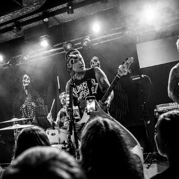 THE AMITY AFFLICTION - Bremen - Tower (20.06.2016)