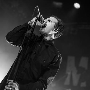 THE AMITY AFFLICTION - Hamburg - Markthalle (25.10.2018)