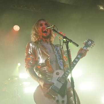 THE DARKNESS - BERLIN - COLUMBIA THEATER (14.11.2017)