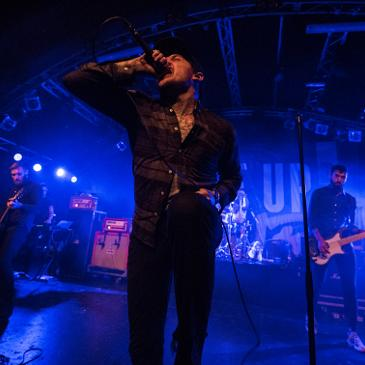 THE DEVIL WEARS PRADA - Hamburg - Markthalle (22.11.2016)