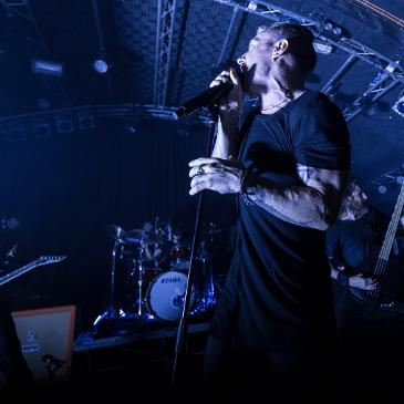 THE DILLINGER ESCAPE PLAN - Hamburg - Markthalle (29.01.2017)