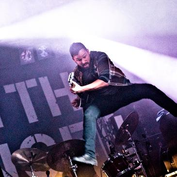 THE DILLINGER ESCAPE PLAN - Nürnberg - Hirsch (08.08.2017)