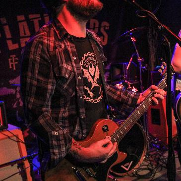 THE FLATLINERS - Lux - Hannover (30.04.2016)