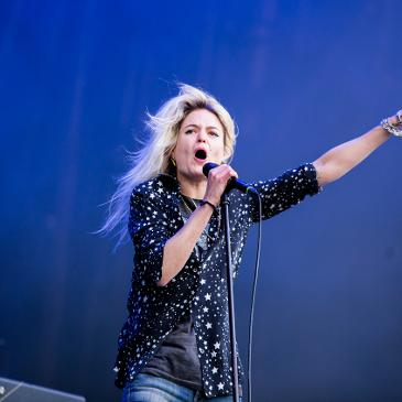 THE KILLS - Hamburg - Trabrennbahn (10.06.2018)