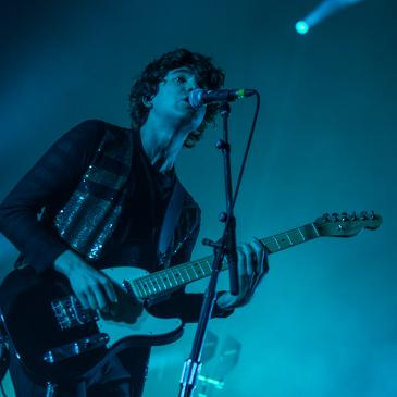 THE KOOKS - Hamburg - Sporthalle (23.05.2017)