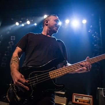 THE MENZINGERS - Hamburg - Gruenspan (25.01.2020)